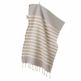 Wipe me off - Handduk - Sur la plage / Grå