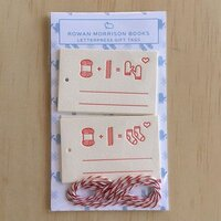 Etikett / Gift tag