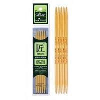 Strumpstickor Bambu 16 cm 5,00 mm